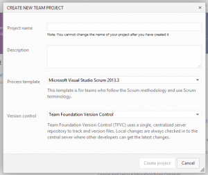 Alm With Visual Studio Online Part 2 Using Scrum Process Template