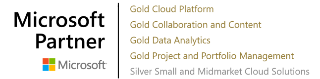 Microsoft gold partner competencies